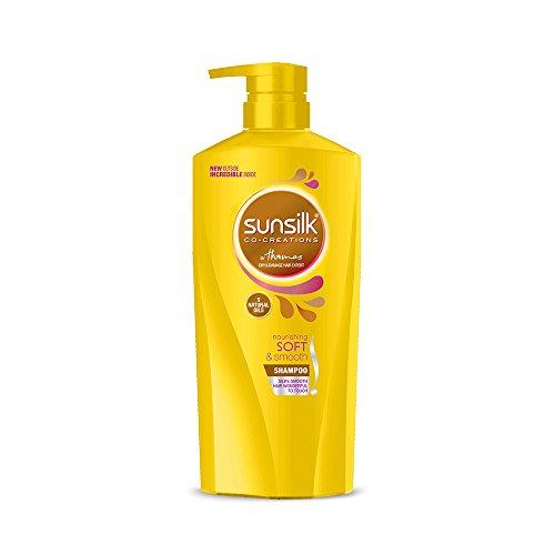 Sunsilk Shampoing nourrissant doux et lisse, 650 ml