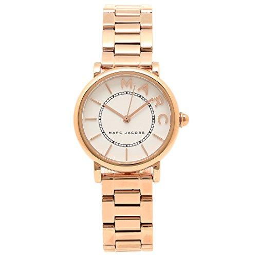 [マークジェイコブス] 腕時計 レディース MARC JACOBS MJ3527 ローズゴールド ホワイト [並行輸入品]