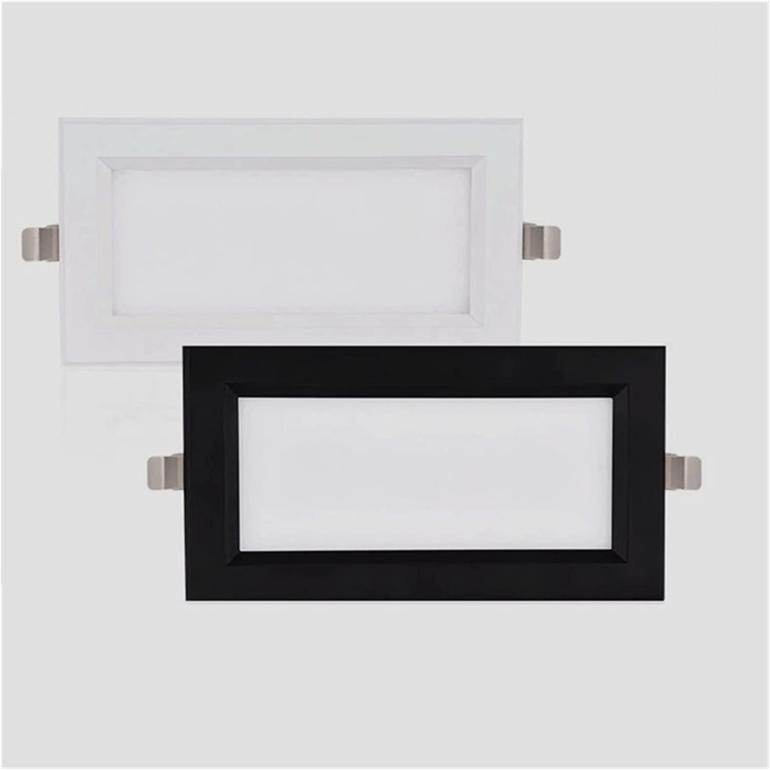 HSHHJSH Recessed Ceiling Downlight Branded goods Outstanding LED Panel Dimmable Spotlights