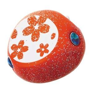 ダイワ(DAIWA) タイラバ 紅牙 ベイラバーフリーα ヘッド 100g ボタニカルオレンジ ルアー