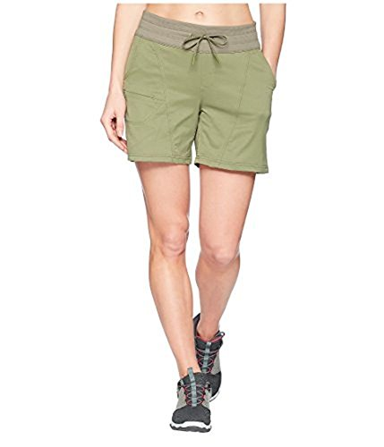 The North Face Women's Aphrodite 2.0 Shorts Four Leaf Clover Medium 6