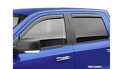 Windabweiser vorne + hinten für DODGE RAM 1500