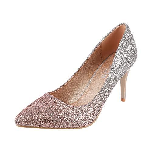 Mochi Women's Gold Footwear-3 UK (36 EU) (31-8776)