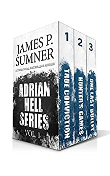 The Adrian Hell Series: Vol. 1 (Books 1-3) by [James P. Sumner]