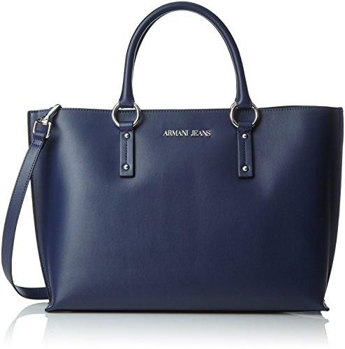 Armani Jeans Dames Borsa Shopping schoudertas, 28x13x38 cm