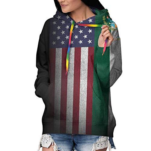 TTYIY Athletic Casual Pullover Hoodie Hooded Sweatshirt Trainingspakken voor Meisjes Vrouwen