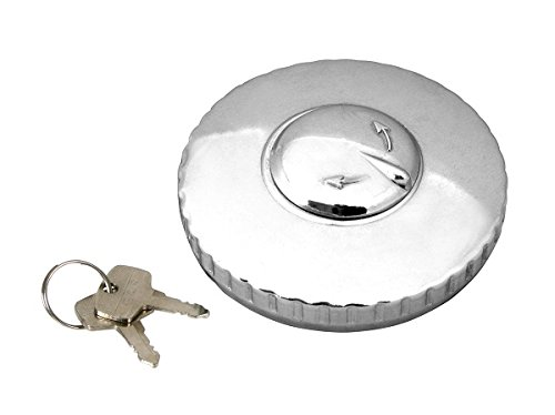 Tankdeckel mit Schlüssel Bajonett, 60 mm