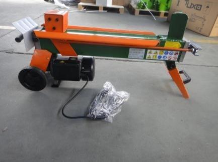T9600U Spaccalegna/Taglialegna/Spacca Legna orizzontale elettrica 1500 w 5 t orizzontale