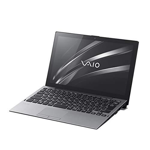 VAIO VAIO A12-12.5インチ 2in1 モバイルノート[Core i5 / メモリ 8GB / SSD 256GB / Microsoft Office 2019] VJA12190121B