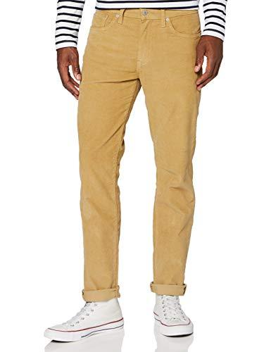 Levi's Herren 511 Slim Jeans, Harvest Gold STR 14W Cord Gd, 33W / 34L