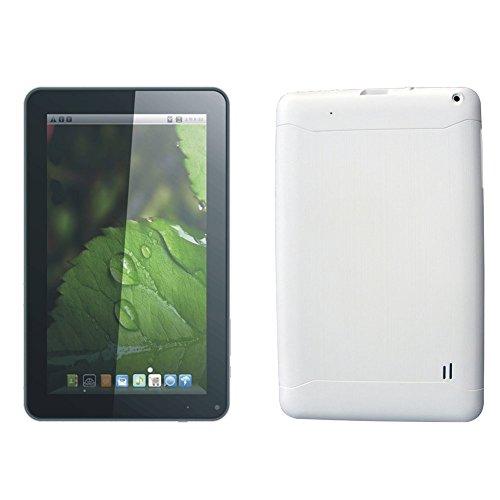 Tablet PC Pantalla TFT blanca Tarjeta TF Android 4.4 Teclado