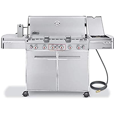 Weber Summit 7470001 S 670 Natural Gas Grill review
