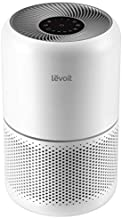 LEVOIT Air Purifier for Home Allergies Pets Hair in Bedroom, H13 True HEPA Filter, 24db Filtration System Cleaner Odor Eliminators, Ozone Free, Remove 99.97% Dust Smoke Mold Pollen, Core 300, White