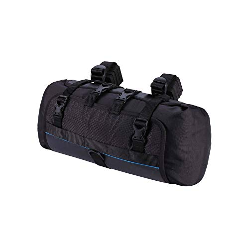 Bbb Cycling Bike Frame Bag Front Fellow | Leightweight Weatherproof Universal Fit Handlebar | Cycling MTB Road and Urban Biking | BSB-141 Bolsas, Unisex, Negro, |