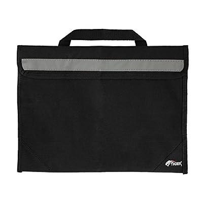 Tiger Black Sheet Music Bag - School Book Bag