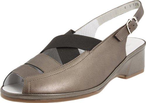 ara Women's Rumor Sandal,Taupe Luxury Pearl,9.5 M US