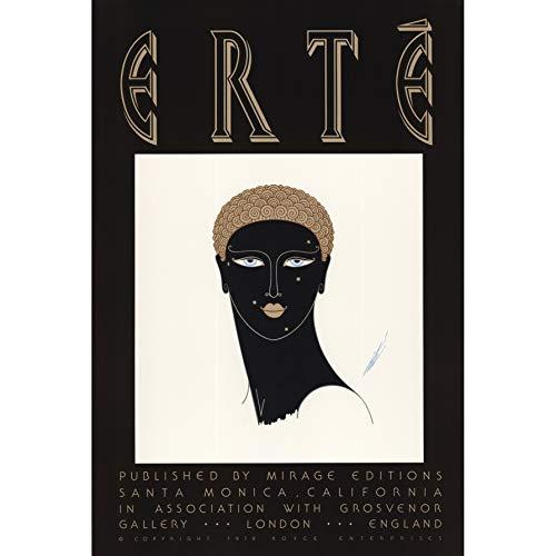 Art Wise Erte 'Queen of Sheba - 1979' 30-inch x 20-inch Poster