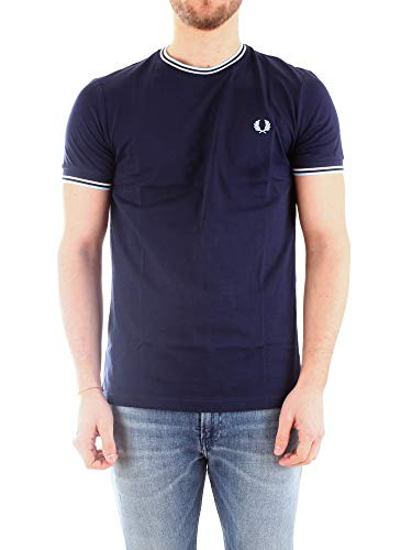 Fred Perry Twin Tipped Shirt Herren