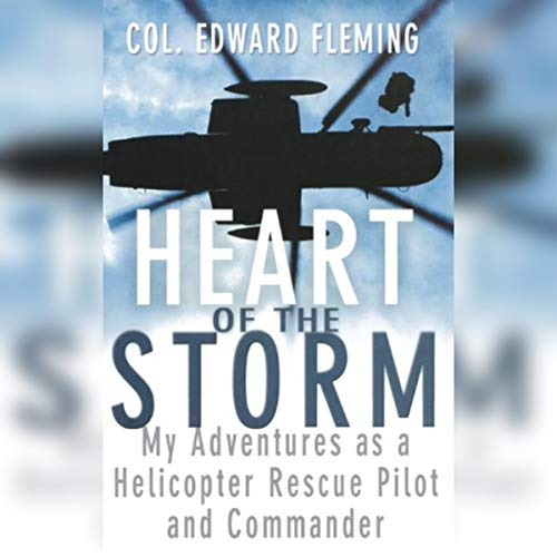 Heart of the Storm audiobook cover art