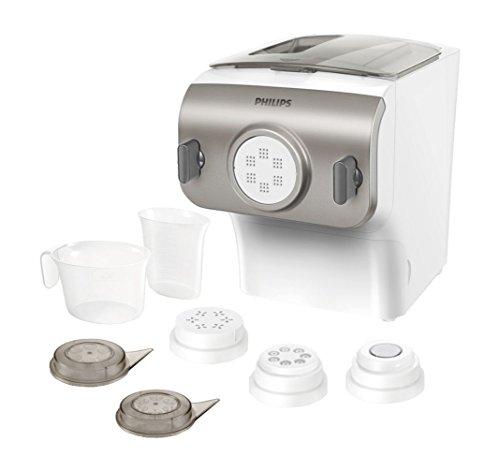 Philips Kitchen Appliances Noodle HR2357/05 Retail Box Packaging, Pasta Maker Plus