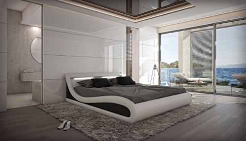 Sofa Dreams Wasserbett Caserta mit sämtlicher Technik und Matratze 180 x 200 cm - 200 x 200 cm - 200 x 220 cm