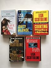 Lisa Scottoline (Set of 5) Save Me; Dirty Blonde; Courting Trouble; Vendetta Defense; Moment of Truth