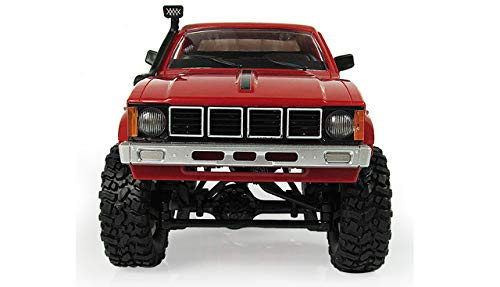 Amewi 22355 rot Offroad Truck 4WD 1:16 Bausatz