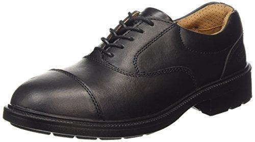 City Knights Ss501cm, Chaussures de travail et de sécurité pour homme homme -Noir (Black) - 44 EU (10 UK)