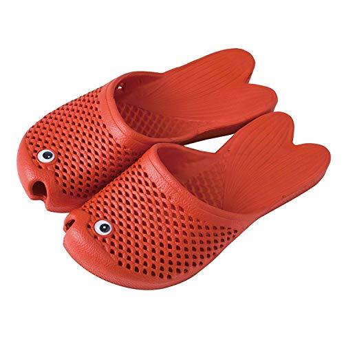 SPICE OF LIFE(スパイス) 金魚サンダル レッド キッズサイズ(約18cm) 子供用 ZFLN1700SRD