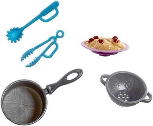 Barbie FHP72 Cooking & Baking Küchen-Zubehör Pasta