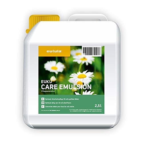 eukula euku care emulsion Pflegeemulsion; 2,5 l