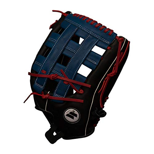 Worth XT Extreme Slowpitch Softball Glove, 13.5 inch, Pro H Web, Right Hand Throw