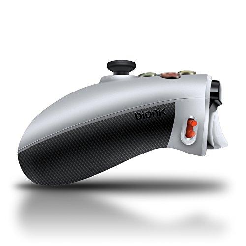Bionik QuickShot Trigger Grips für Xbox One, Weiß