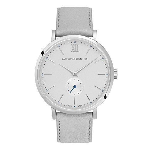 Reloj Larsson & Jennings - Unisex LGN38K-LLGRY-C-Q-P-SLG-O