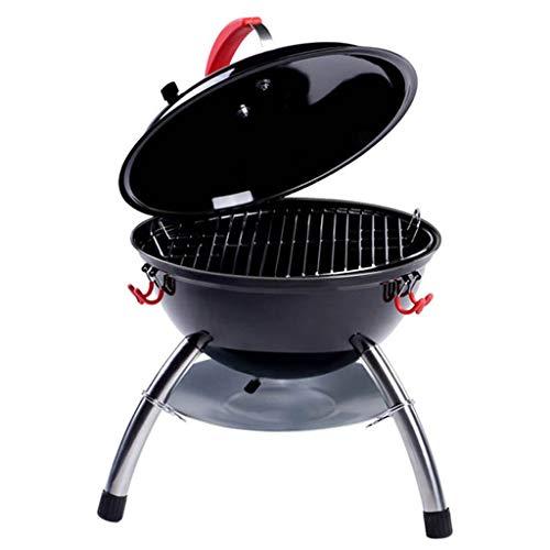 Hongbanlemp Griglia in Carbonio Griglia a Carbone for Uso Domestico 3-5 Persone o più Barbecue Circolare Barbecue for Barbecue Barbecue a Carbone