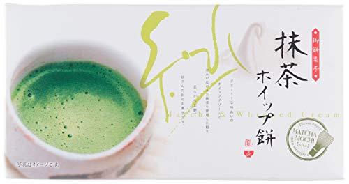 [木村] 和菓子 お土産 抹茶ホイップ餅 10個