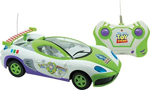 Carro de Controle Remoto Star Racer, Toy Story, 3 Funções, Candide