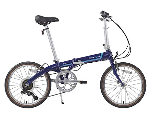 "Dahon Piazza D7 Ink 20"" Folding Bike Bicycle"
