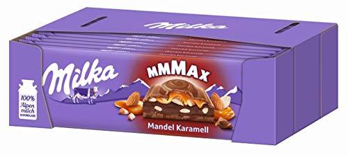 Milka Cake und Choc 6 x 175g, Perfekte Kombination aus Kuchen und leckerer Alpenmilch Schokolade, 5 x 35g Mini Kuchen einzeln verpackt