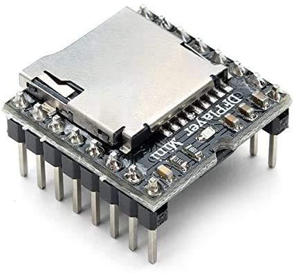 ILS - DFplayer Mini Modulo Lettore MP3 per Arduino (5 PEZZI)