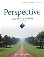 Perspective English Expression Ⅰ [平成29年度改訂] 文部科学省検定済教科書 [英Ⅰ335]