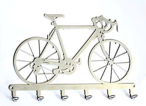 Tablero Llaves - Bicicleta Carreras - Ganchos