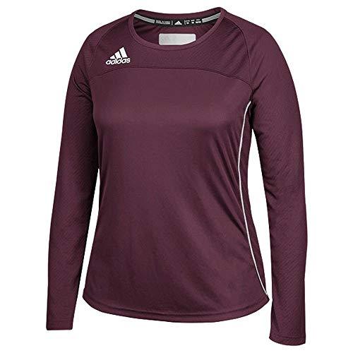 Adidas Climacool Camiseta de manga larga para mujer - Multi - X-Small