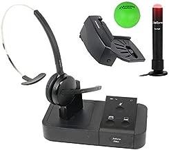 Jabra Pro 9450 Wireless Headset Bundle with Lifter, Busy Light and Renewed Headsets Stress Ball (Renewed)