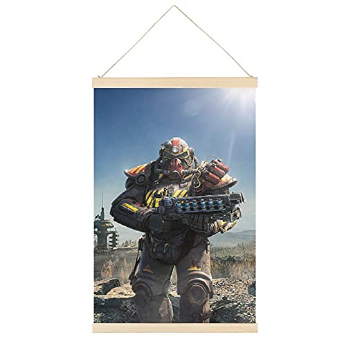 Deku Ultimate Power Armour - Póster colgante de TV (30,5 x 45,7 cm)