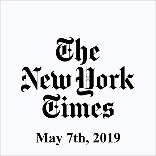 May 7, 2019 audiobook cover art