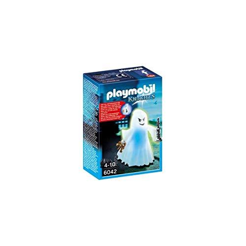 PLAYMOBIL Knights Castle Ghost with Rainbow LED 1pieza(s) Figura de construcción - Figuras de construcción (Blanco,, 4 año(s), 10 año(s), Niño, 1 Pieza(s))