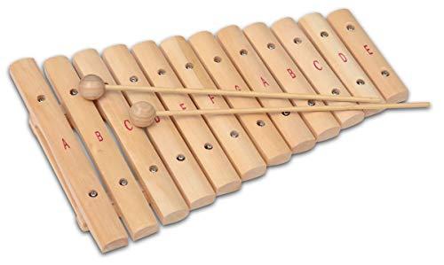 Bontempi XLW12/N XLW 12/N - Xilófono (madera)