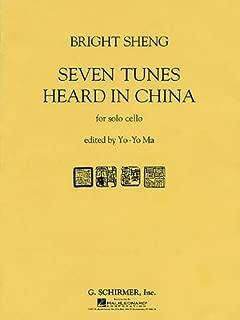 Seven Tunes Heard in China: Cello Solo
