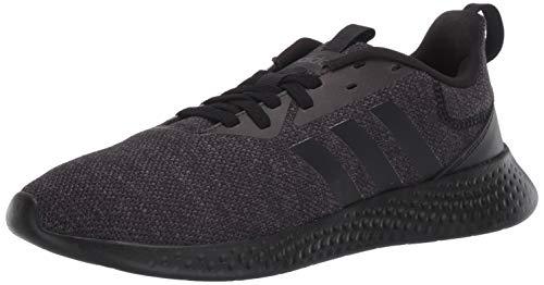 adidas Puremotion Zapatillas de correr para hombre, (Negro/Negro/Gris), 42.5